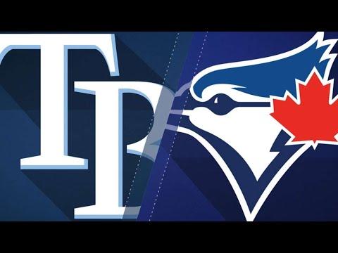 Blue Jays walk off with 7-run 9th vs. Rays: 9/20/18