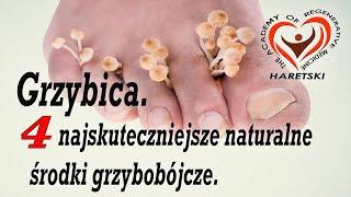 Grzybica. 4 Najskuteczniejsze Naturalne Środki Grzybobójcze. Aliaksandr Haretski.