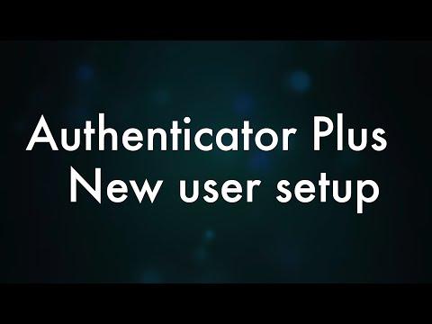 Video of Authenticator Plus