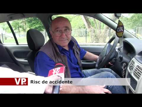 Risc de accidente