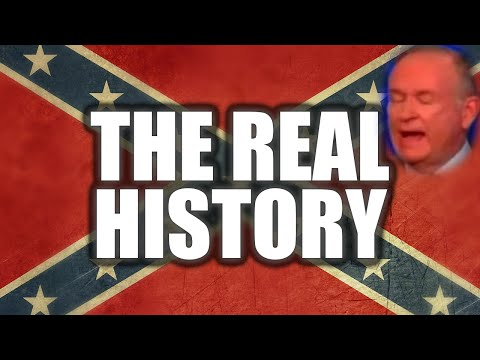 Disturbing Racism Behind The Confederate Flag