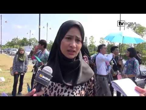 Istiadat Penghormatan Jenazah Penumpang Pesawat MH17
