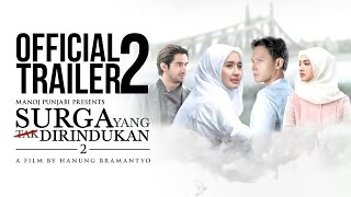 Nonton Surga Yang Tak Dirindukan 2   Official Trailer 2 Film Subtitle Indonesia Streaming Movie Download