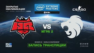 HellRaisers vs North - IEM Katowice Qual EU - map2 - de_inferno [CrystalMay, Enkanis]
