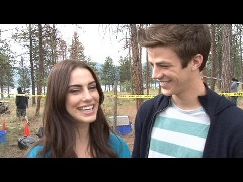 Jessica Lowndes -- Grant Gustin