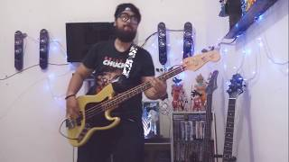 Ojo Ngono - Bunga (Band Indonesia Generasi 90an) - Bass Cover by Raymon Mosca