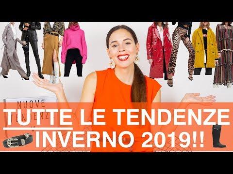 Tendenze autunno inverno 2019: TUTTA la lista della NUOVA MODA! | Irene Colzi Irene's Closet
