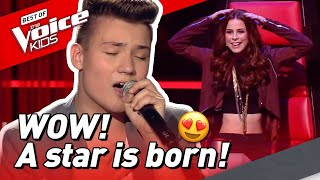 Video 14-Year-Old gives UNFORGETTABLE AUDITION in The Voice Kids MP3, 3GP, MP4, WEBM, AVI, FLV Maret 2019