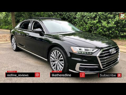 Can The 2019 Audi A8L Dethrone Mercedes-Benz As The Technology Leader?