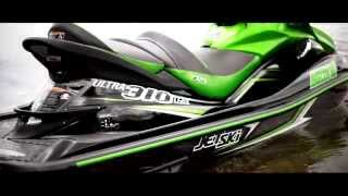 10. 2015 Kawasaki Ultra 310LX/R Jet Ski Promo Video