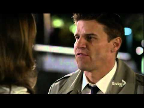 Booth trying to convince Bones (Season 5 Ep. 16)