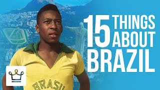 15 Things You Didn't Know About Brazil SUBSCRIBE to ALUX: https://goo.gl/KPRQT8 In this Alux.com video we'll try to answer the following questions: What are ...