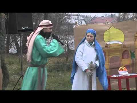 Živý betlém v Bohuslavicích