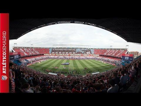 Así en fue el homenaje en el Calderón  This was the tribute to the Calderón