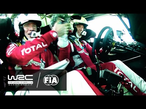 WRC - Vodafone Rally de Portugal 2016: WINNER Kris Meeke