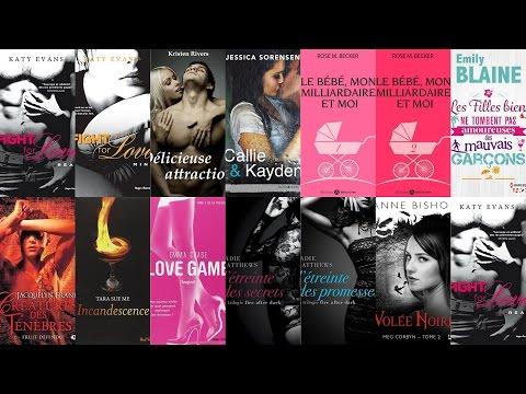 Bilan de mes lectures d'avril 2015: romans d'amour, érotiques, BDSM, fantastiques