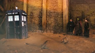 The Twelfth Doctor Emerges