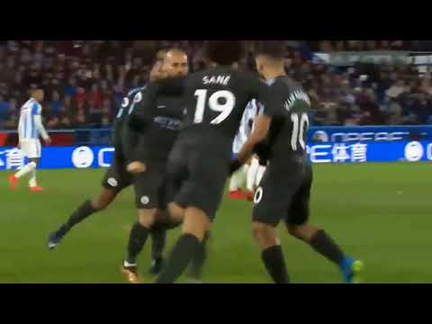 Huddersfield vs Manchester City 1- 2 All Goals & Highlights 26 /11/ 2017 HD