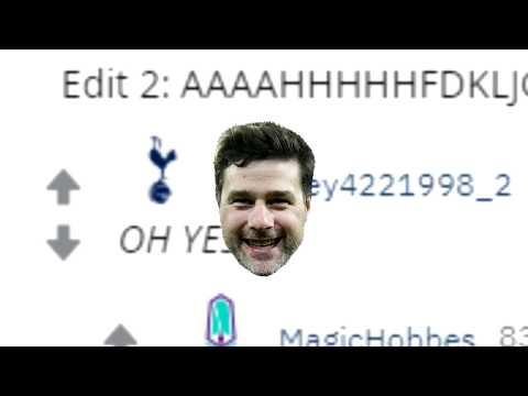 When I'm Tottenham (Ajax Edition)