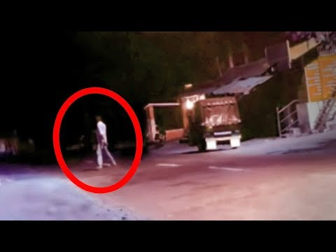 10 Scary Security Camera Videos Ever Captured!