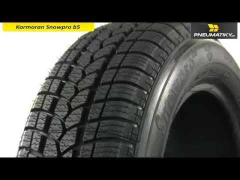 Youtube Kormoran SNOWPRO B5 175/65 R14 82 T Zimní