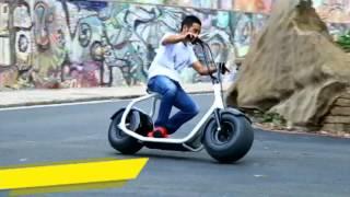 motocykl citycoco