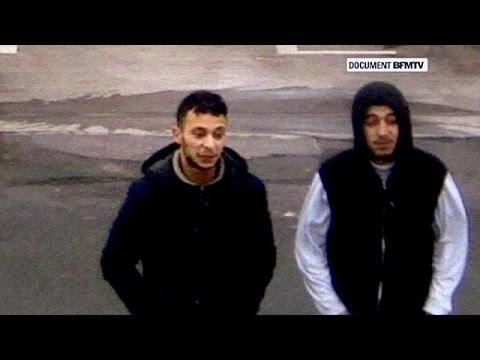 Νέες φωτογραφίες του Σαλάχ Αμντεσλάμ μία μέρα μετά τις επιθέσεις στο Παρίσι