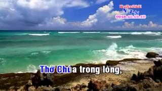 KARAOKE TCVC AN DIEN DIEU HUYEN  (THANH NHON TRINH BAY)