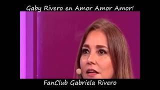 """Gaby Rivero en el Programa """"Amor Amor Amor""""!"""