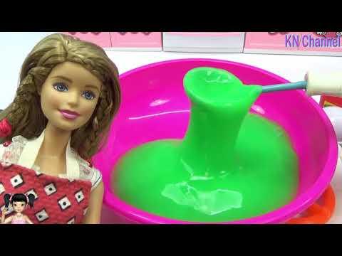 ChiChi ToysReview TV - Trò Chơi điều bất ngờ khi barbie trổ tài nấu ăn - Thời lượng: 13:25.