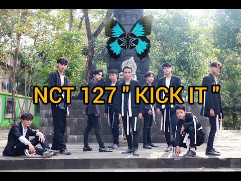 "NCT 127 "" KICK IT "" Dance cover by 1X From Indonesia"