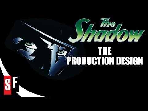 The Shadow (1994) Alec Baldwin And Cinematographer Stephen Burum Talk Production Design HD