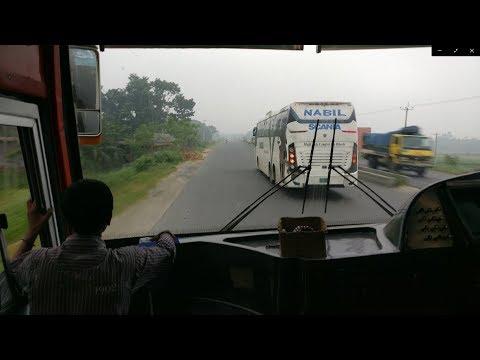 Трасса Динаджпур-Дакка