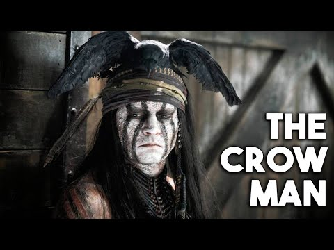 The Lone Ranger (2013) Explained in Hindi | A Crow Man Story Explained