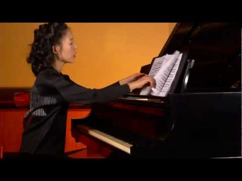 Beethoven MasterClass, Appassionata, 3rd Movement YTSO 2011.mov