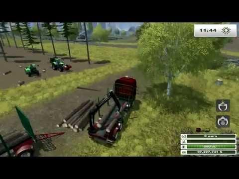 Scania R730 timber v2.0