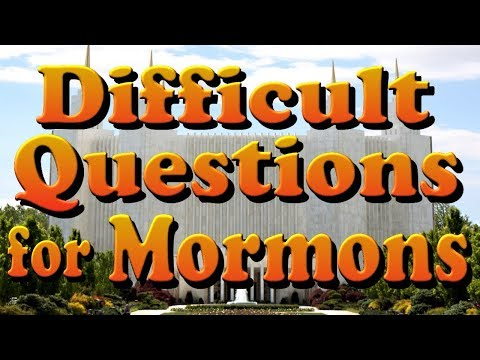 mormon - Every serious Mormon needs to address these issues. They must not be ignored. Serveral Interviews with Former mormons about what could shake their faith in t...