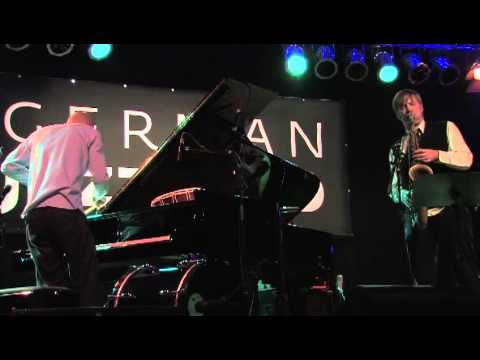 DUO CARSTEN DAERR & DANIEL ERDMANN - Now It Hurts - JAZZAHEAD 2012