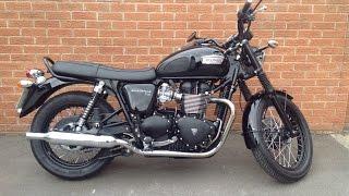 6. For Sale Triumph Bonneville T100 www.ridersmotorcycles.com stk# 22739