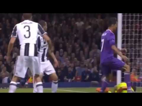 Juventus 1 Real Madrid 4. Champions League Final. 2016/2017. Goals and Highlights.