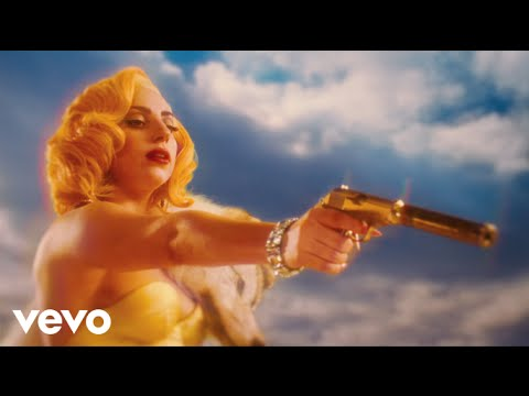 Aura Aura (Lyric Video) [OST by Lady GaGa]