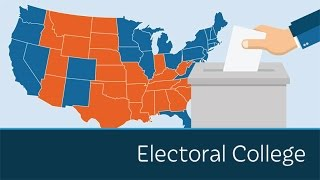 Do you understand what the Electoral College is? Or how it works? Or why America uses it to elect its presidents instead of just ...