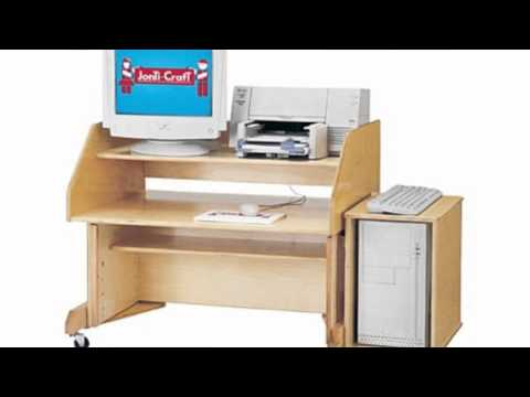 Video New YouTube of the Computer Desk