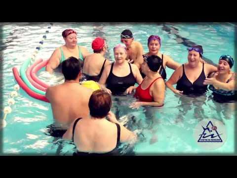 Centro de natación del Club Lanús