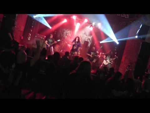 Unbirth 2  live @ Berlin Deathfest 2014, HOF 23