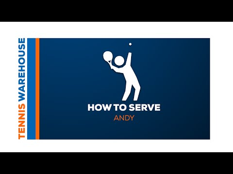 Learn Tennis - Learn How to Serve