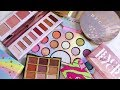 BEST AND WORST NEW EYESHADOW PALETTES 2018! PART 3