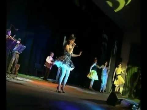 Нелли Нечаева в концерте