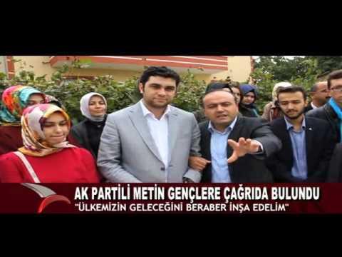AK PARTİLİ METİN KÖROĞLU MAHALLESİ'NDE