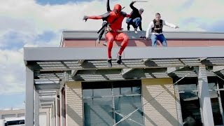 Video Deadpool Parkour MP3, 3GP, MP4, WEBM, AVI, FLV Juli 2018